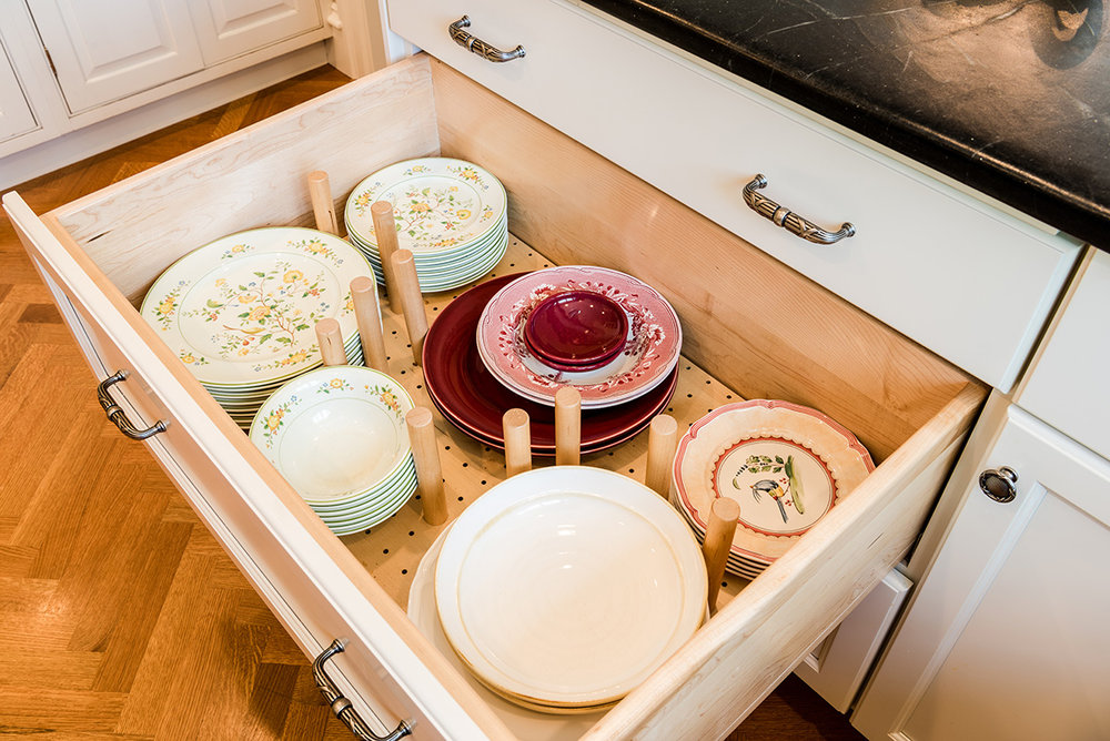 Deep Drawer Lid and Plate Dividers
