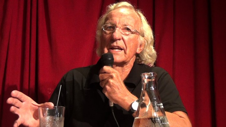 John Pilger Award-winning Journalist, Filmmaker