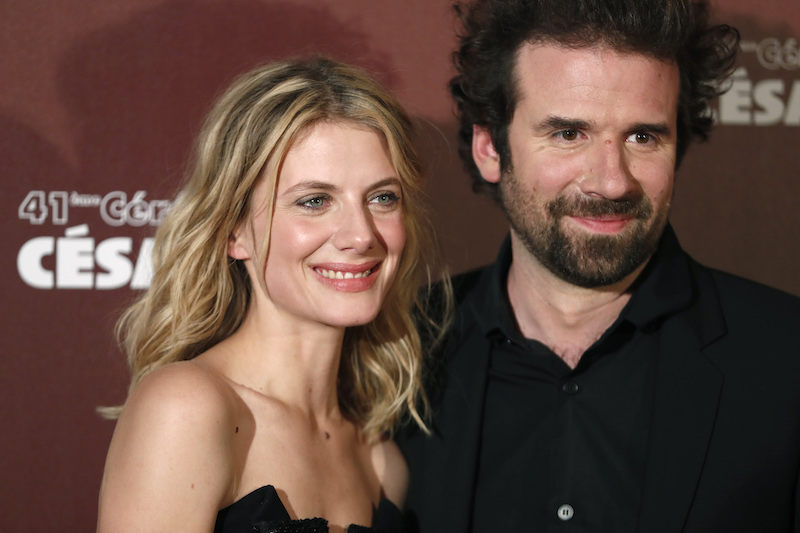 The directors of 'TOMORROW', Melanie Laurent and Cyril Dion