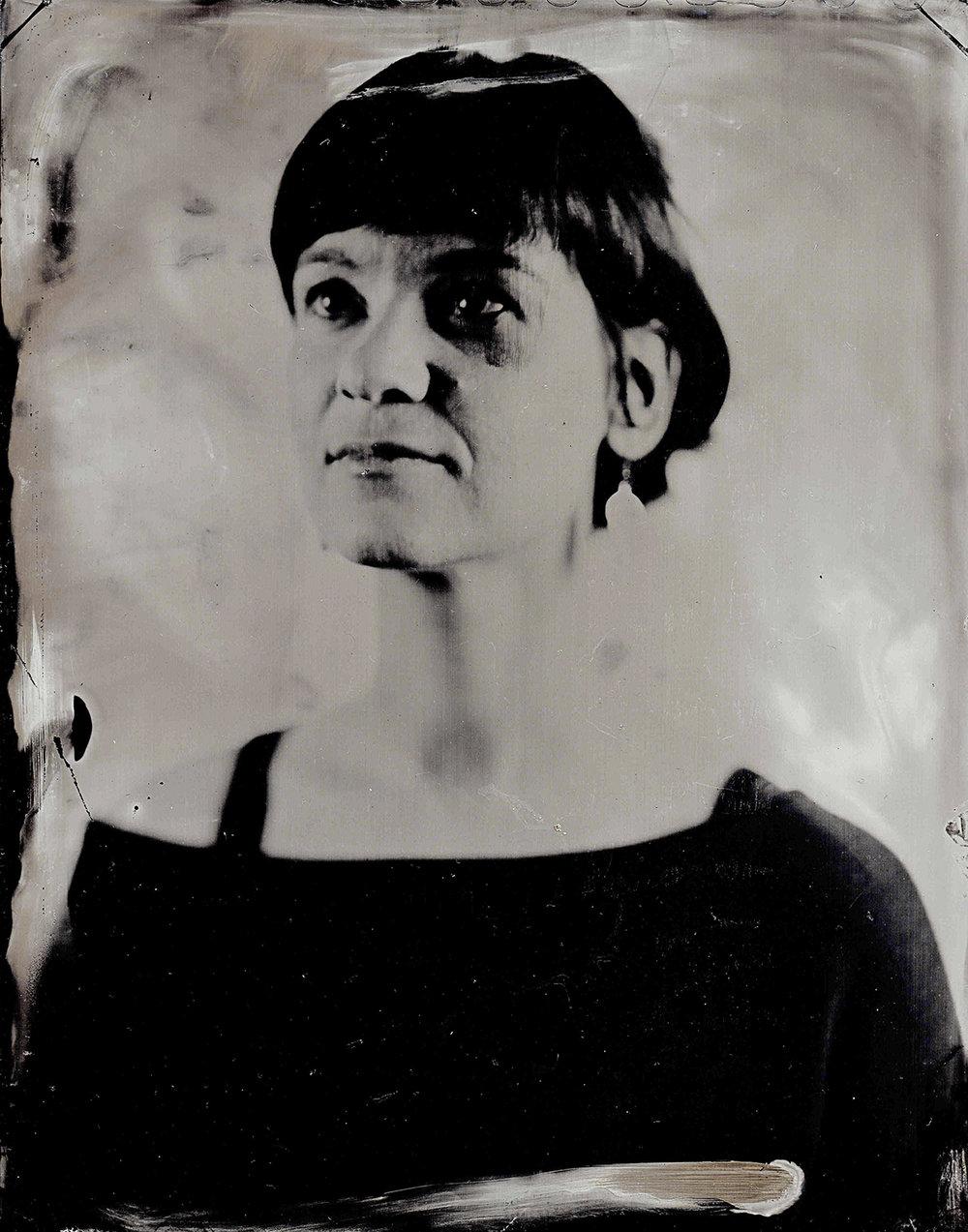 Eva Ruschkowski,2018 by Paul Hammond