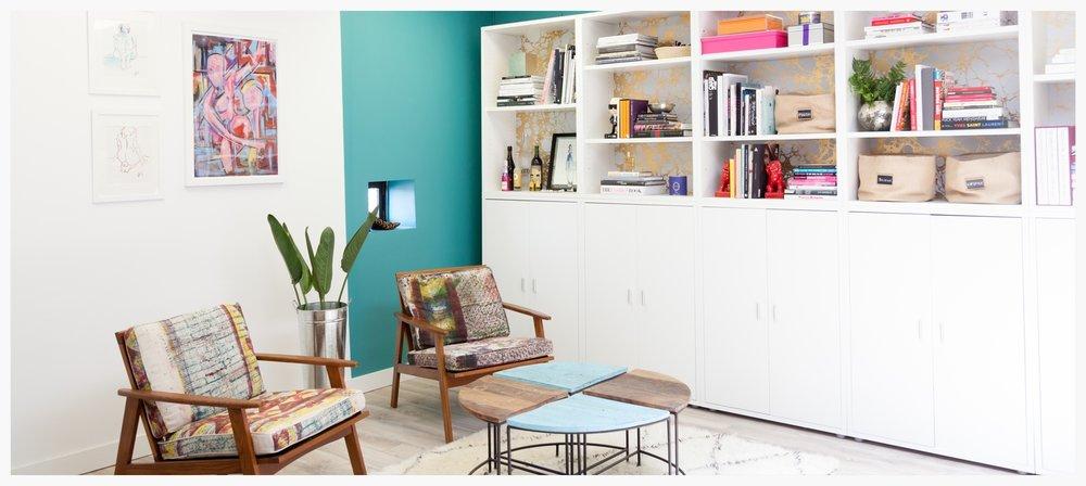 Fashionista   office design by Dani Arps