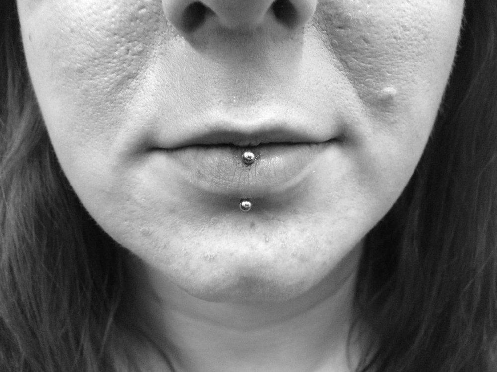 Piercing maidenhead