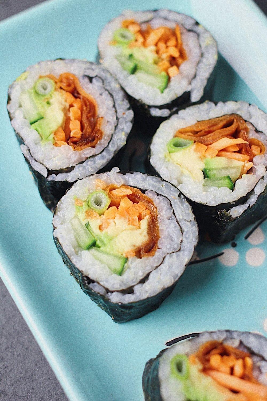 Sushi Close