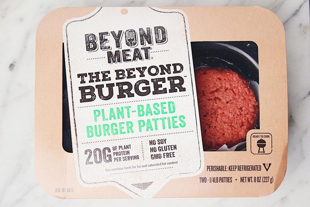Beyond Burger Package