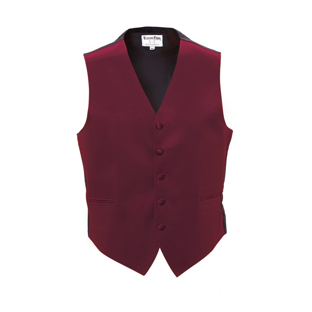 Complete the look with a matching vest!