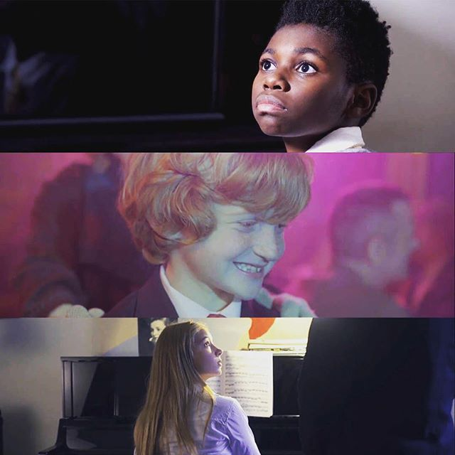 We were so impressed with the performances of our young actors! The next generation of talent is looking good.  From top to bottom: Phoenix Williams as Clayton Davies Elliot Fishman as Young Christopher Tori Murray as Lucy  Check out their work on our YouTube channel: https://www.youtube.com/channel/UCYA94o5ZNk5LdvIoHuExvnA?sub_confirmation=1