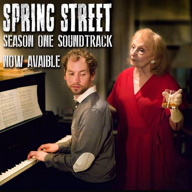 The season one soundtrack is fully available on our website (link in our bio)! Check out the amazing talent we worked with including @davidbeck_17, @villalobos_brothers, @amorika_newyork, @gloriamakino, @megxcavanaugh, and @radiantreveries.