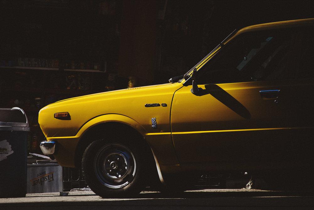 Mellow Yellow © Fotini Masika
