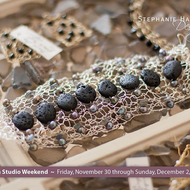 Looking forward to my first Open Studio next to the ocean in two years! Nov 30-Dec 2. https://mailchi.mp/ebabb99f76f8/nov-30-dec-1-dec-2-come-open-house