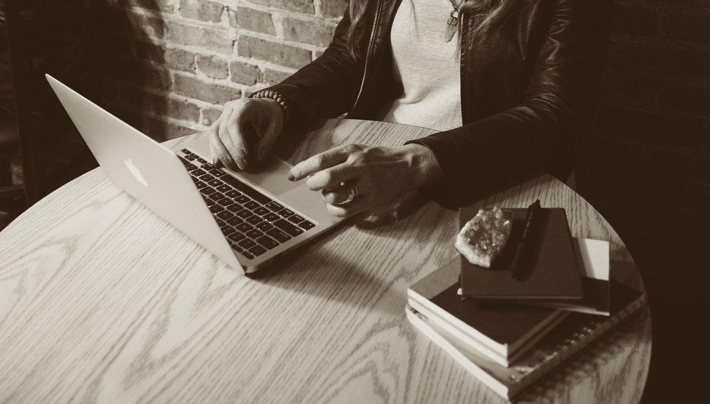 JacqFischBlogging.jpg