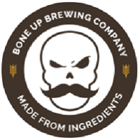 What:   Bone Up Brewing Co.    Where:   Everett, MA    Founded:    2016    Barrels Expected in 2017:   *******    Beers on Tap:  7     Strongest Beer (8.6 %):      Jimbo Jaliper