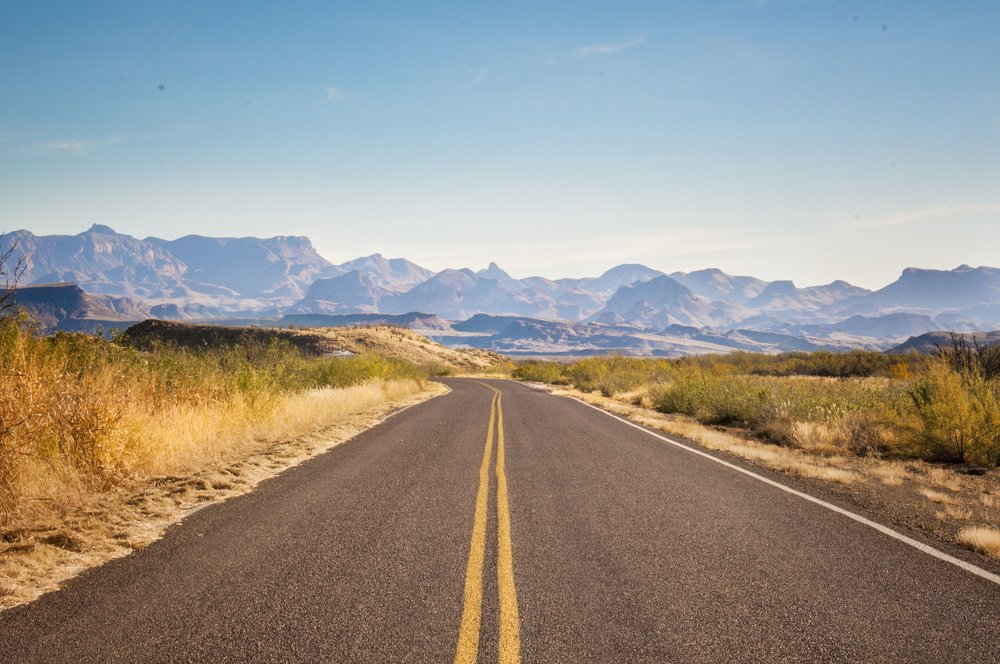 Road To Big Bend