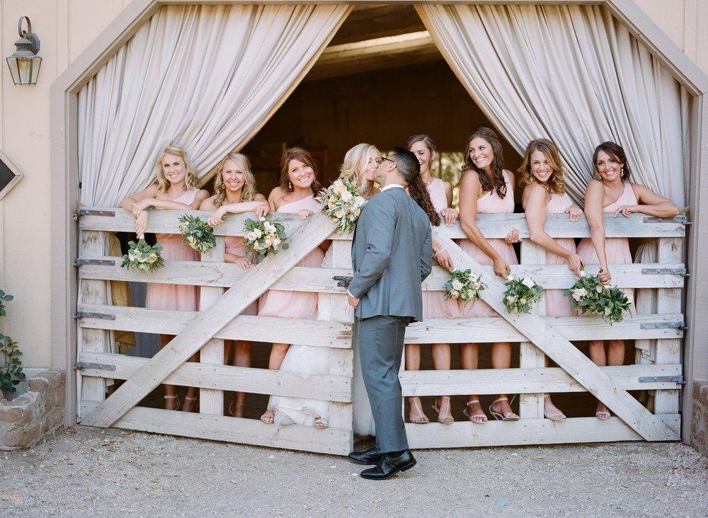 52-kissing-bridesmaids-holman-ranch.JPG