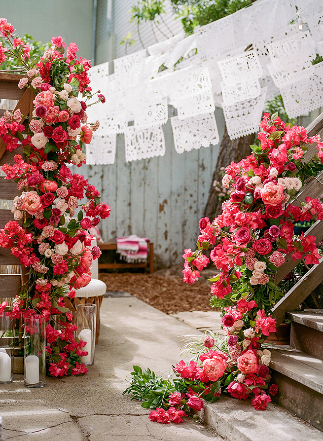 Elegant Mexican Themed Wedding Ideas Christina Mcneill