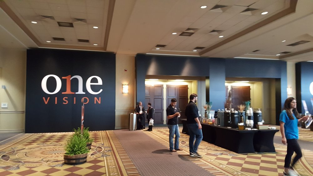 Alltech ONE Ideas Conference, ONE Vision Interactive Experience