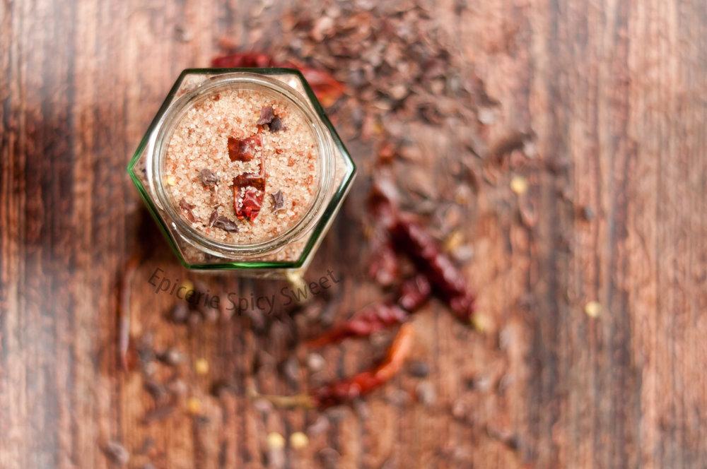 ESS Chocolate Chile Sugar Above.jpg