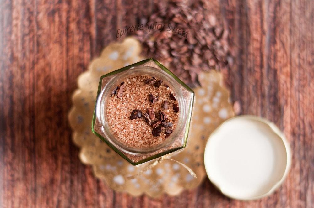 ESS Dark Chocolate Hazelnut Sugar Above.jpg