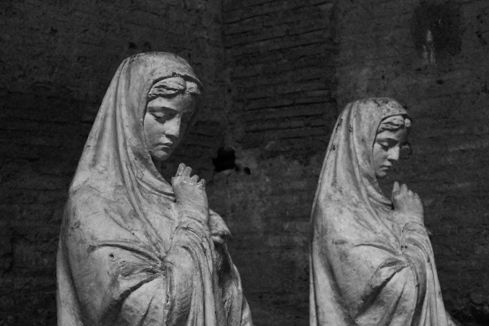 Two Nuns in a Cathedral in Rome.jpg