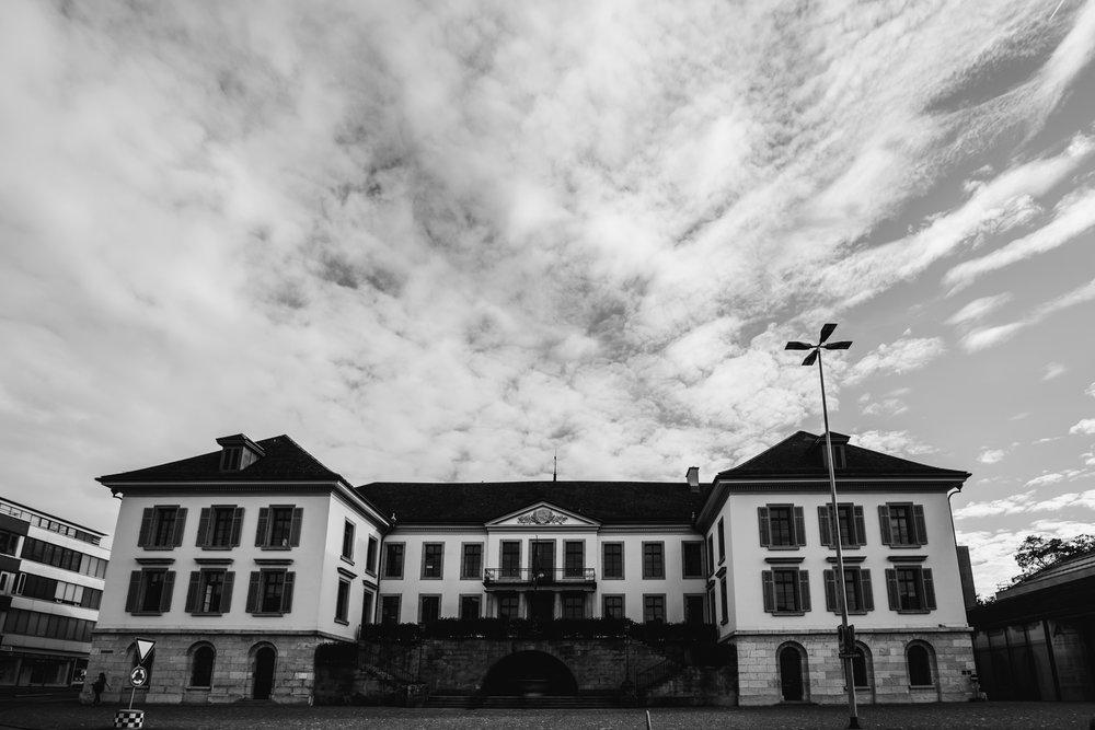Aarau center
