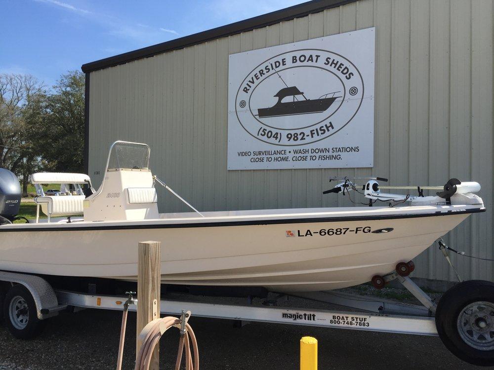 ... Riverside Boat Sheds U0026 Storage Belle Chasse ...