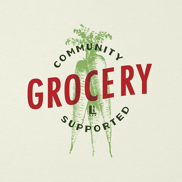 Support local. Support your farmers. Signing up for a CSG (community supported grocery) is a great way to do both. 🥕@lowcountrystreetgrocery