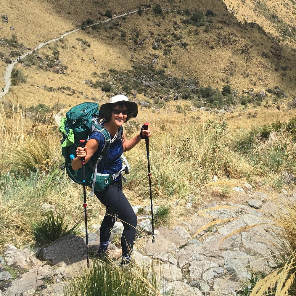Inca Trail, Peru 2016