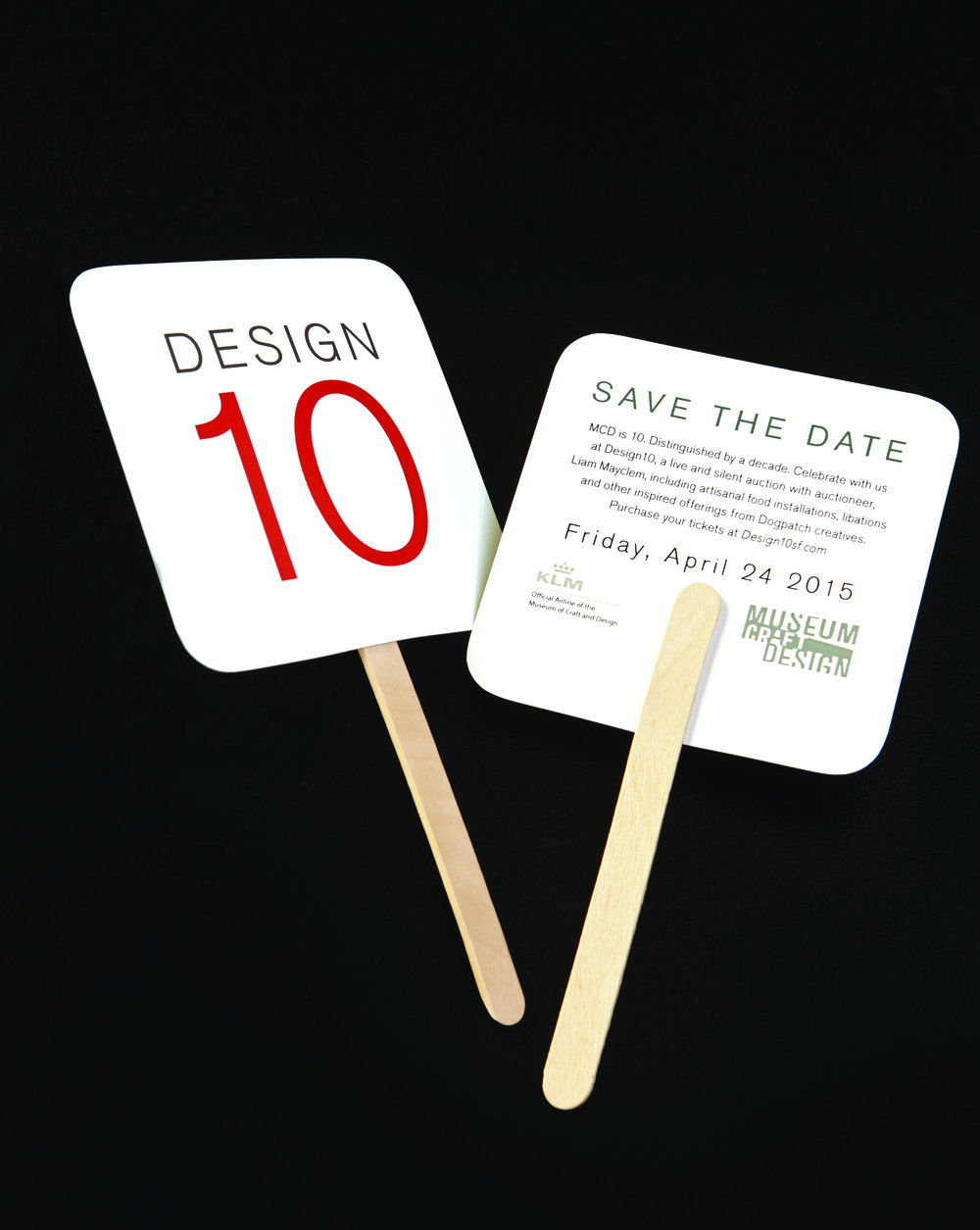 MCD 10th Anniversary Celebration & Auction Save the Date