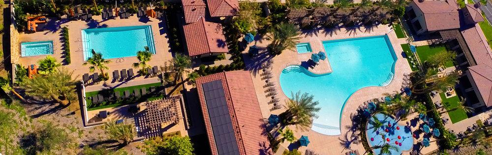 Aerial photo Baker Ranch