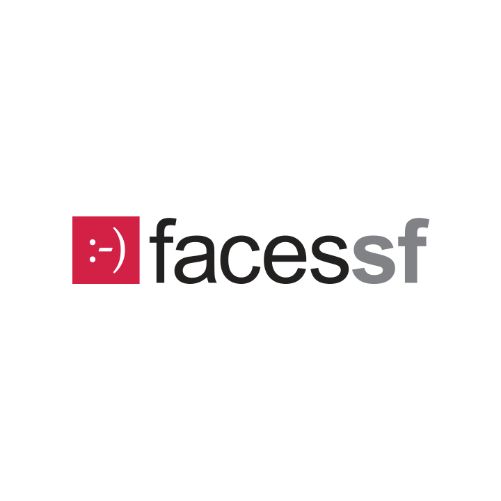 Faces SF logo