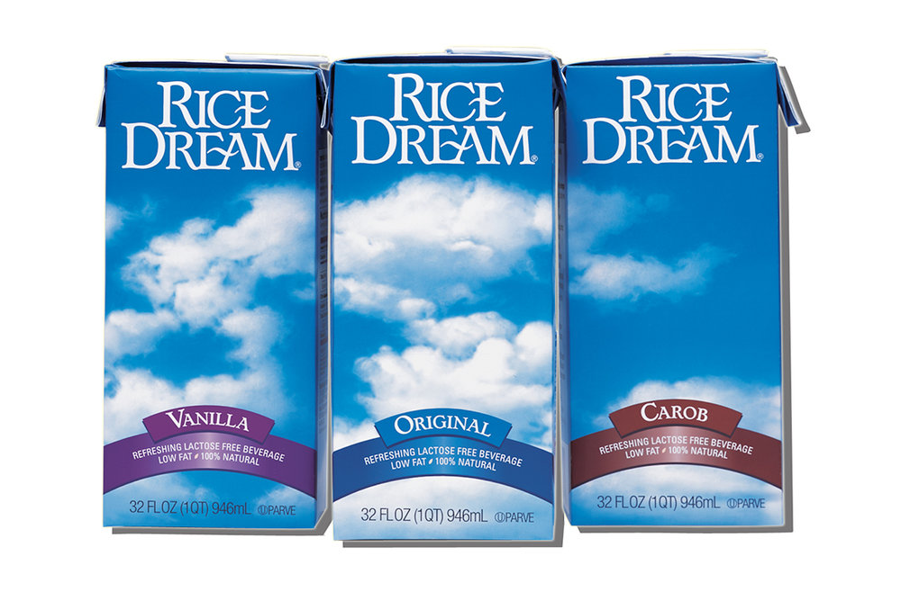 brand marketing agency for Rice Dream