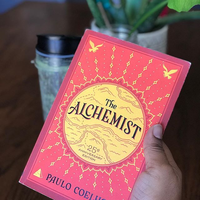 01.05.19 | The Alchemist  I just finished an amazing chat in our #BeFreeInnerCircle book club on this book. So many gems and insights. This book is a must read.  We talked about purpose, fears, intentions and so much more. It was a great way to start my day!  What are you reading right now? Our next chat in March will be on the book Becoming by @michelleobama I cannot wait to finish it and discuss.  #bookclubchronicles #bookofthemonth #thealchemist #discoveringyourpassion #findingyourself #activatingyourpurpose #girlbefree #befreeproject #selfdiscovery