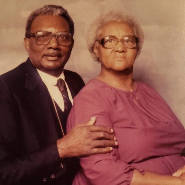 "J A S P E R &  S A L L I E |  These are my beautiful grandparents on my moms side. The only grandparents I've ever known. The values they taught us and the way they showed us how to love and have compassion for people is a priceless education. • I recently thought about the question asked by the creator Lara Casey of @cultivatewhatmatters and she asked this, "" When you are 80 what things will matter to you Or what things won't matter to you?"" • For me my impact on my family and the generations following my kids are most important. The legacy I build and leave behind. That matters. • Social Media WILL NOT MATTER, Photography won't matter, my material possessions won't matter. It's the real life wisdom, knowledge and lessons I leave behind. The impact and change I want to foster, that ALL matters! • So I thought about it. If at minimum I live to see 80 years old that means I have 41 years to be the change I want to see. To create the life I desire. I think 41 years (14,965 Days) is plenty of time to build a legacy my grandparents would be proud of. • What about you? Do you believe that starting over is smart, or are you even willing to make the sacrifice for what you believe you were called to do? We all were born with a purpose. What's ONE thing you can do today to get closer to fulfilling it? • • #onething #starttoday #whatsyourcalling #creatingalifewithpurpose #starttoday #whenyouare80 #cultivatewhatmatters"