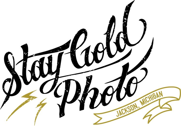 Stay Gold Photo, Jackson MI