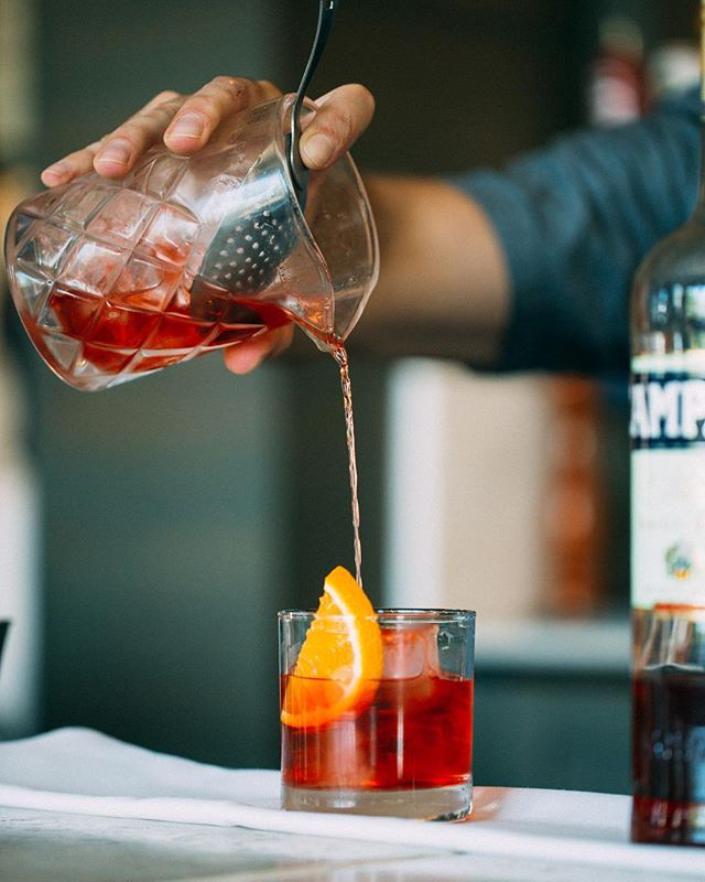 Happy Negroni week Savannah... come and get it! #drinkitalian