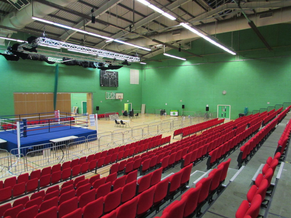 PA System in Grantham, Lincolnshire