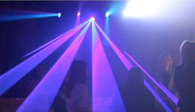 Our automatic laser lighting system can transform a venue's atmosphere! Have a look at this 18th birthday party we did last week... #laserlight #disco #djlights #dj #lincolnshiredisco