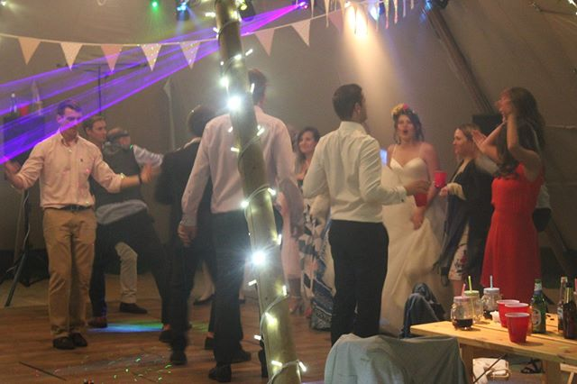 As the spring approaches, more and more of our bookings are for events in marquees (and tipi's)! We still have a few spaces for weddings and birthdays across the next few months, so get in touch and let us take care of the everything for you!  #weddingdj #weddingdisco #tipiwedding #marqueewedding
