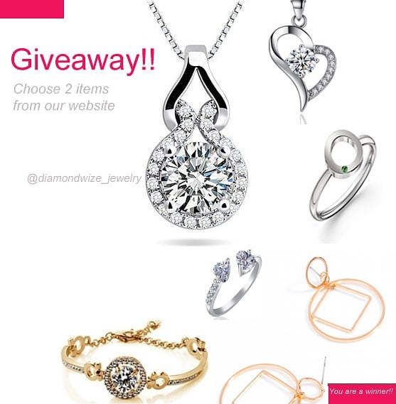 "Giveaway!! We are so grateful for your support.  We want you to discover how great our products are, in the hope that you will buy from us in the future; so for a limited time (while quantities last) receive any two products from our Every-day-luxury line on our website free!! You are only required to cover the regular shipping charges.  www.diamondwize.com "" We would love for you to try our products."" You won't be dissapointed.  RULES 1. FOLLOW @diamondwize_jewelry  on instagram 2. TAG friends below in comments. (Tag as many people as you can or repost to help us spread the word)  To receive your two free items visit diamondwize.com  At the completion of your purchase use the following (1 time use) promo code:  TWO4FREE  The promo code will set the items you select on our website to $0.00 dollars at checkout.  This Offer may end without notice! ""This promo is strictly an @diamondwize_jewelrypromo and is in no way sponsored, endorsed or administered by, or associated with,  Instagram."" __________ ✨  #diamondwize #diamondwize_jewelry  #diamondwizecontest #contestentry  #contestalert #contestgiveaway #contestagram #contestgramoftheday  #instacontest #sweepstakesentry #contest #giveawaycontest  #giveawayalert #jewelrygiveaway  #pendantnecklace #sterlingsilverjewelry #contests #sterlingsilver  #whitegoldnecklace #openheart #pendant #diamondnecklace #accessories #silver"