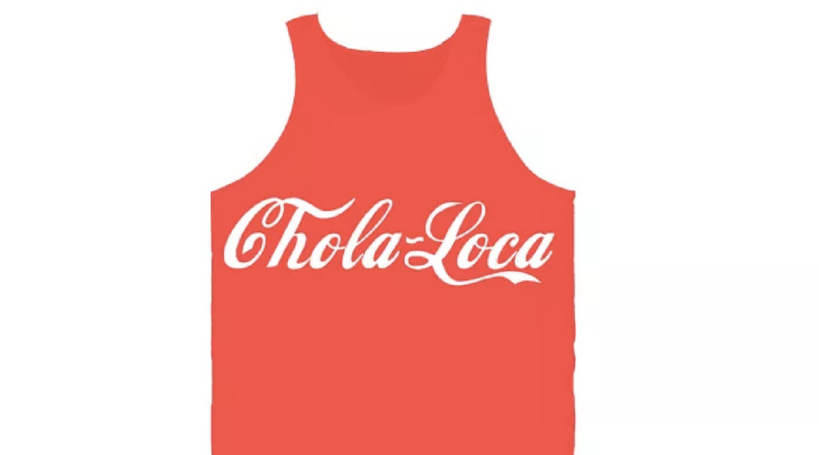 Chola-Loca t-shirts