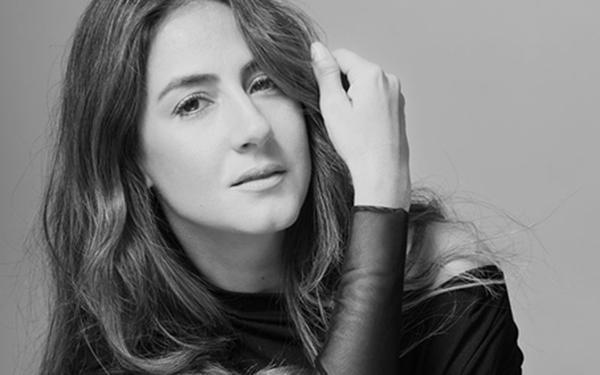 A Columbian fashion designer Johanna Ortiz