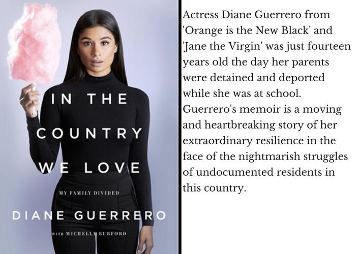Diane Guerrero Latina Books