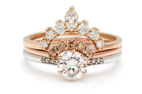 Unique engagement rings for all budgets