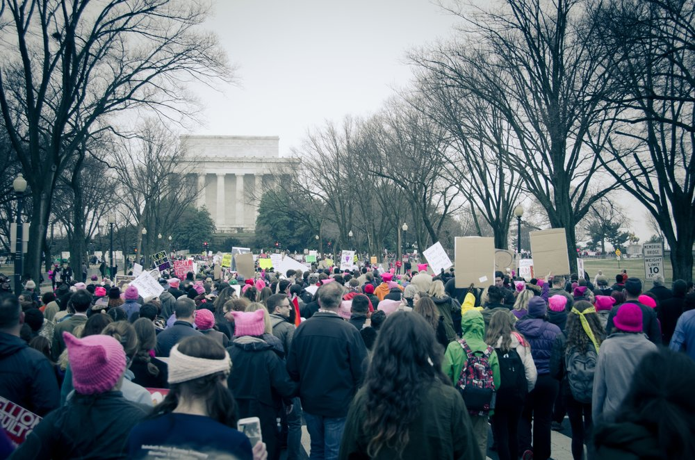 12 reasons I participated in the women's march
