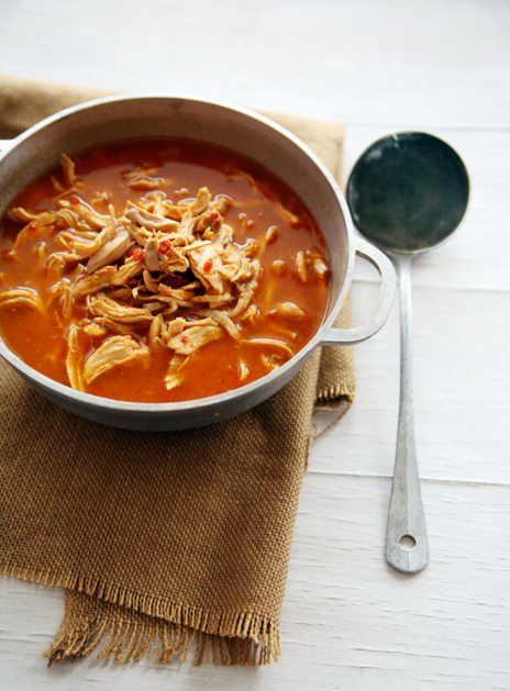 Chicken Tortilla Soup Latino Recipes
