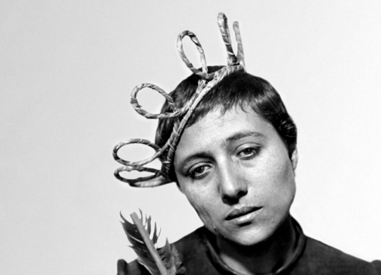 The Passion of Joan of Arc, Maria Falconetti