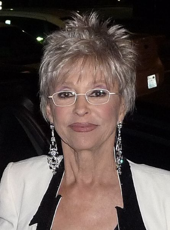 Rita Moreno; Source: WikiCommons, John Ferguson