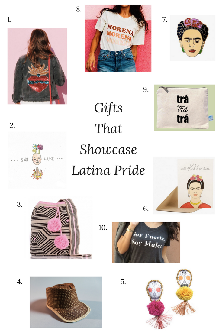 Gifts That Showcase Latina Pride