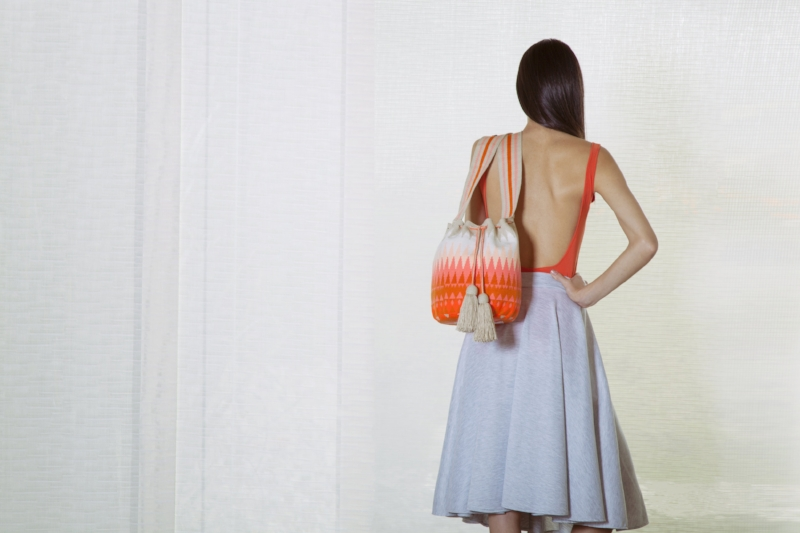 Knitted bags handcrafted from the Wayúu tribe, Susu Accessories