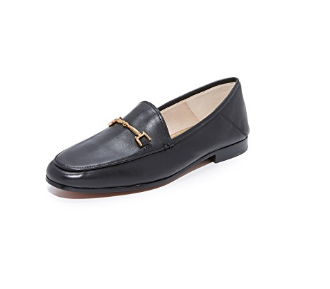 - SAM EDELMAN LORAINE LOAFERS, $120