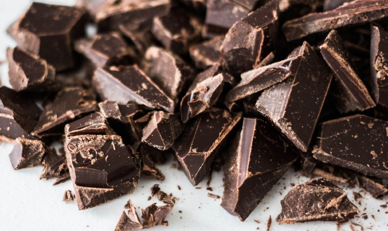 5 Super Foods - Dark Chocolate
